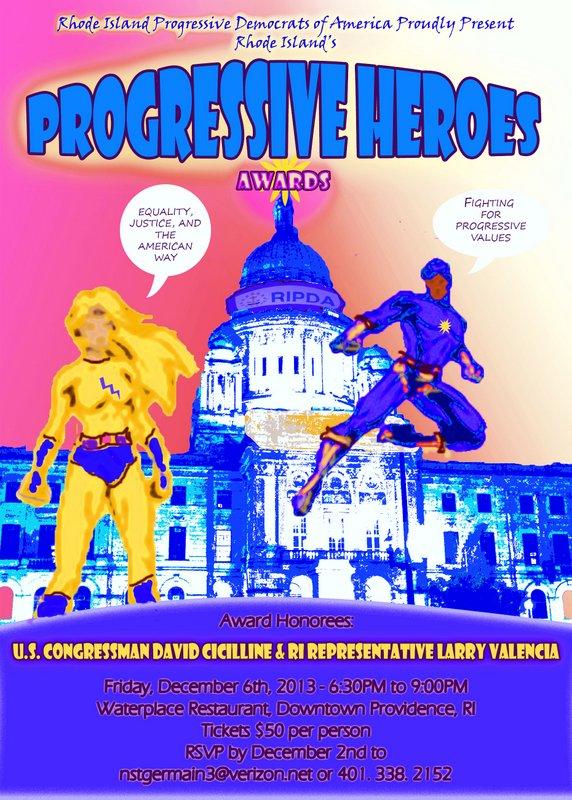 Progressive Heroes Award