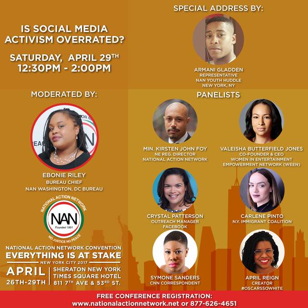 social media activism overrated