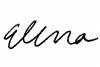 Elena Small Signature