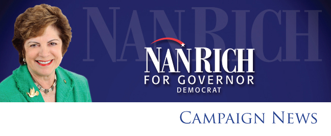 Nan Rich for Governor