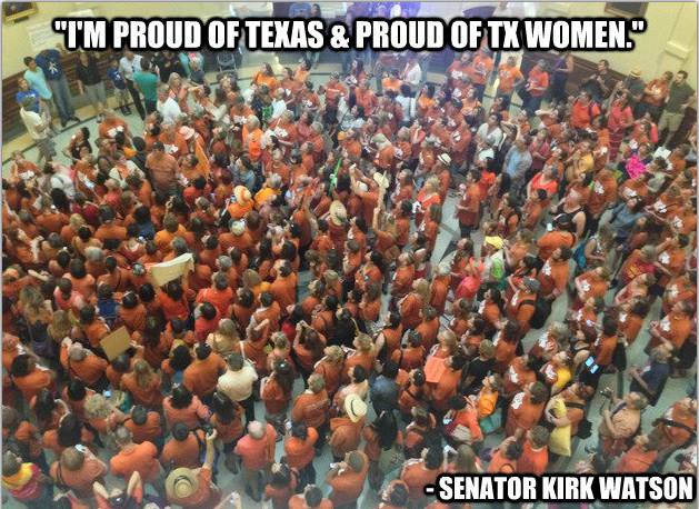 Proud of Texas Women