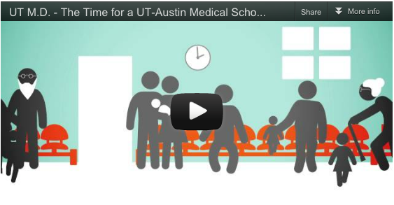 UT M.D. - The Time for a UT-Austin Medical School