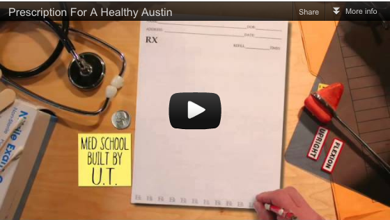 Prescription For A Healthy Austin