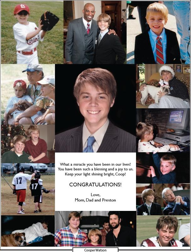 Cooper Graduation