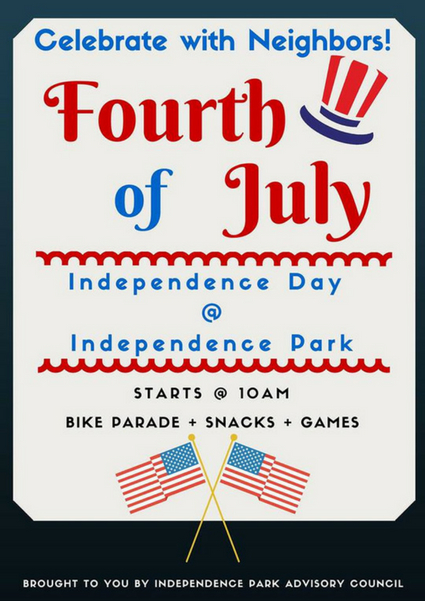 Ind. Park 4th of July