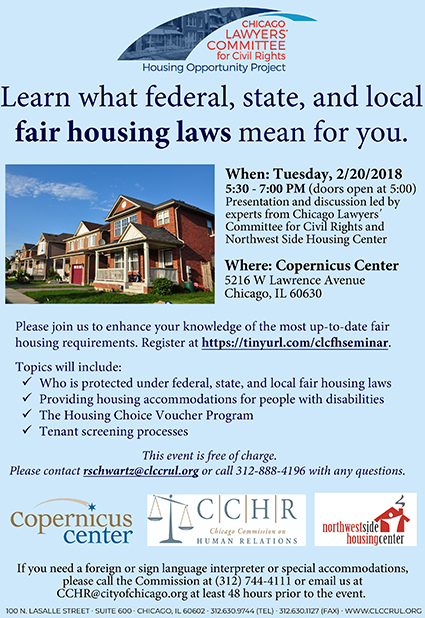 Fair Housing Event