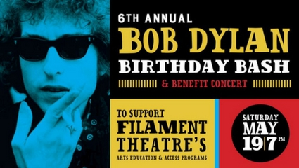 Bob Dylan Birthday Bash