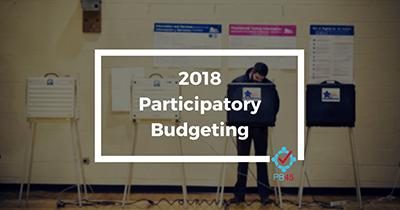 2018 Participatory Budgeting