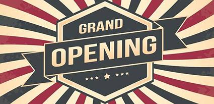 Fischmans Grand Opening