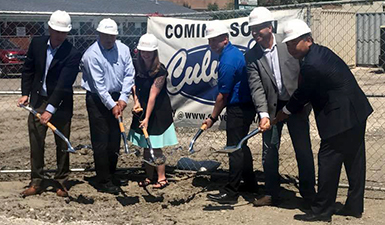 Culvers Groundbreaking