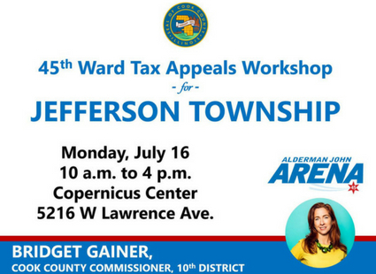 2018 Property Tax Appeal Workshop