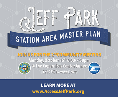 Jefferson Park Master Plan