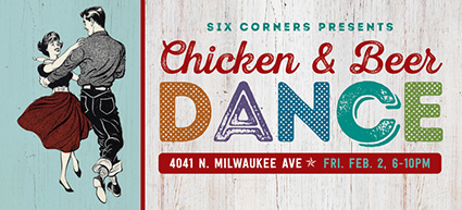 Chicken and Beer Dance