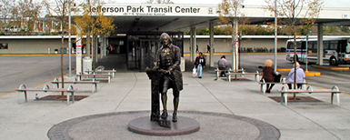 Jeff Park Transit Center