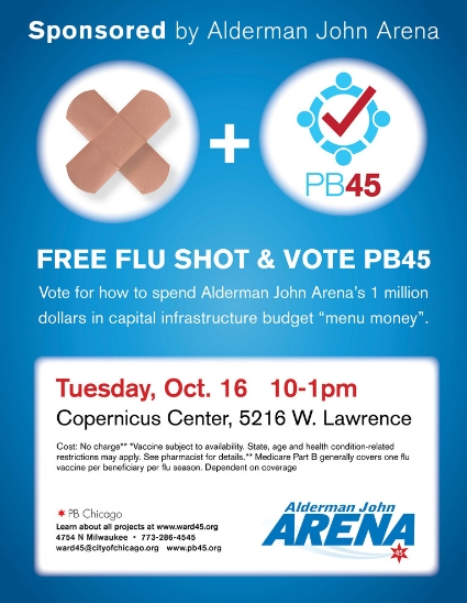 2018 Flu Shot Event
