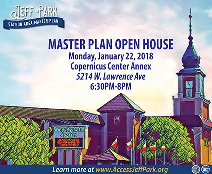 Jefferson Park Master Plan Open House