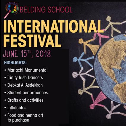 Belding International Fest
