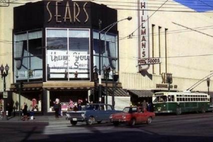 Vintage Sears Photo