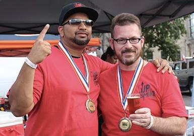 Beer & BBQ Challenge