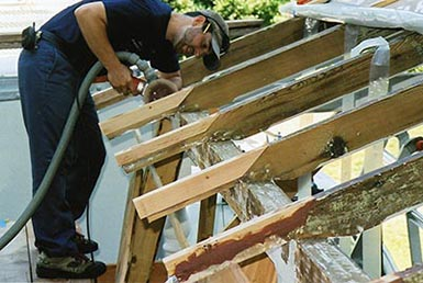 Roof and Porch Repair