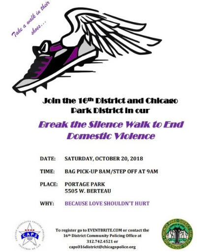 Walk to End Domestic Violence