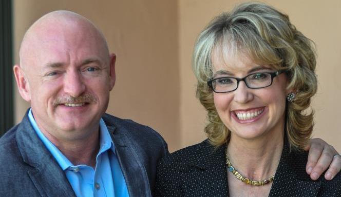 Mark and Gabby