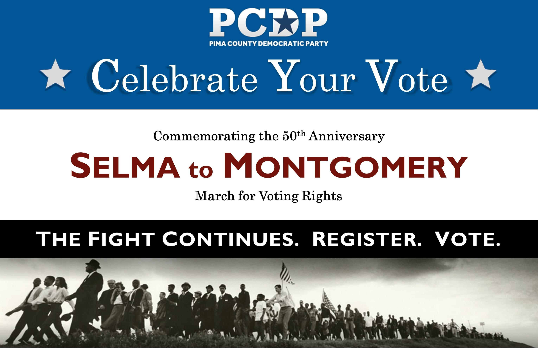 Celebrate your vote